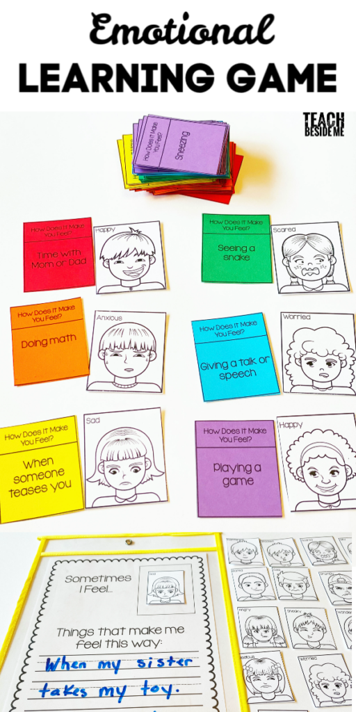 Emotional learning game