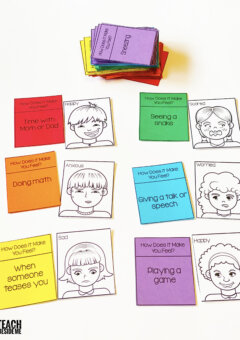 Emotional Learning Game for Kids