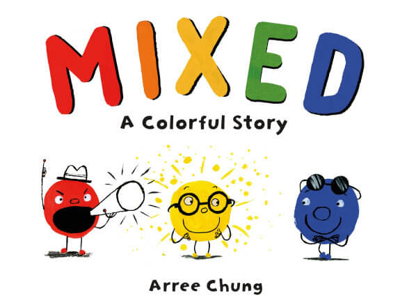 mixed- a colorful story