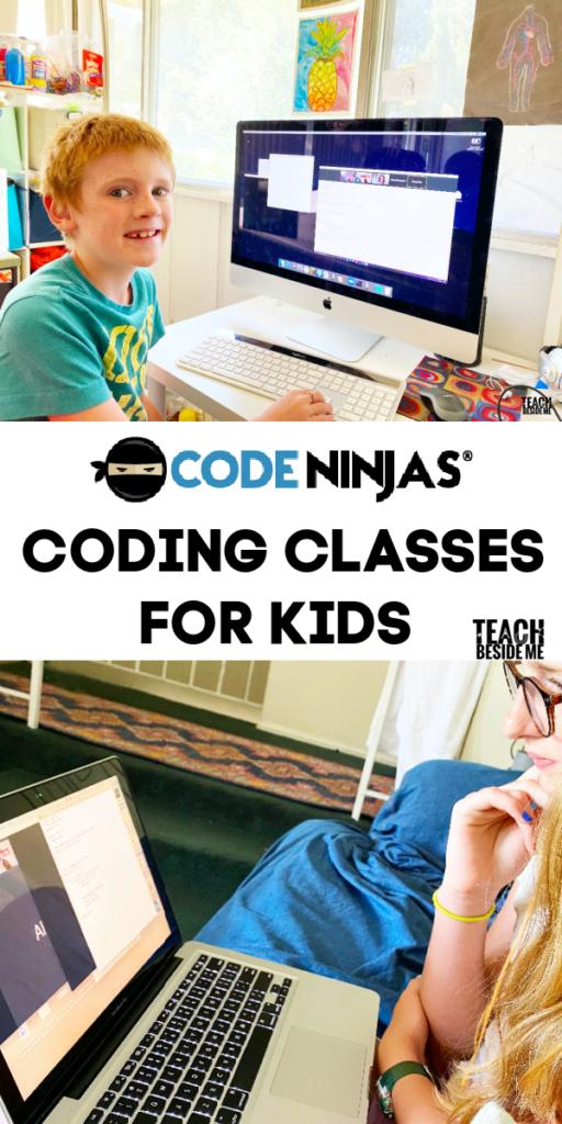 Code Ninja Coding Classes for Kids