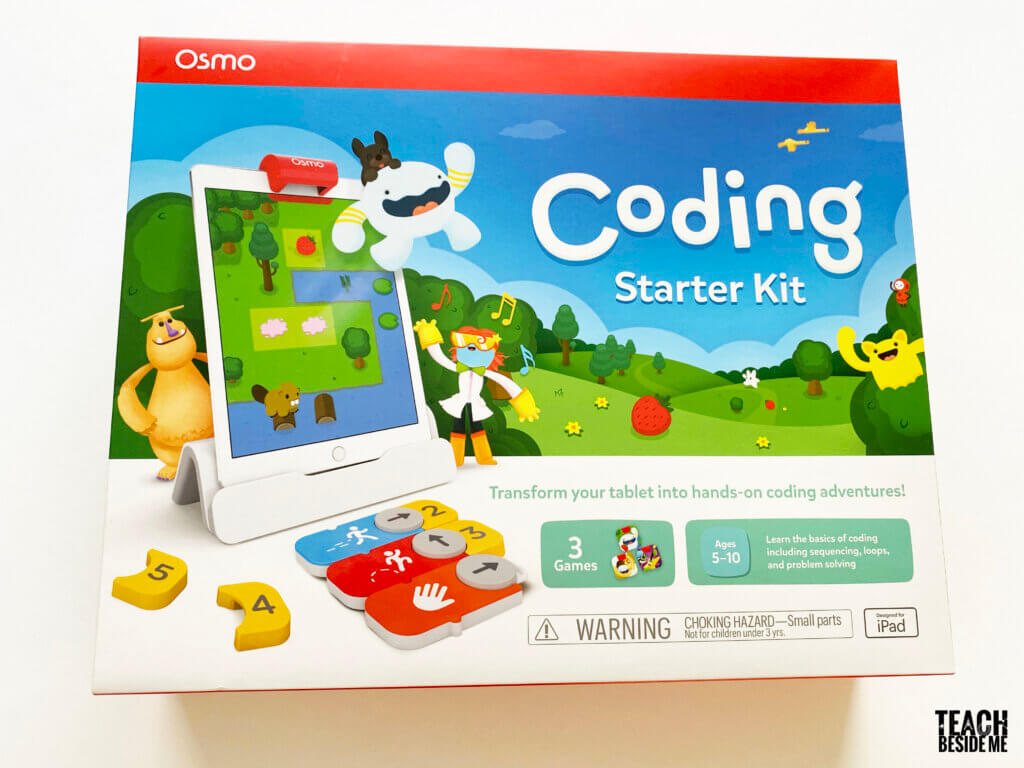 coding for kids with osmo