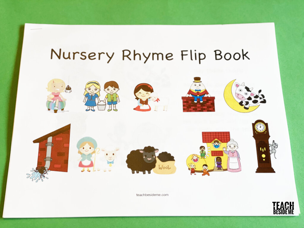 Classic Nursery Rhymes for Kids Learning Pack - Teach ...