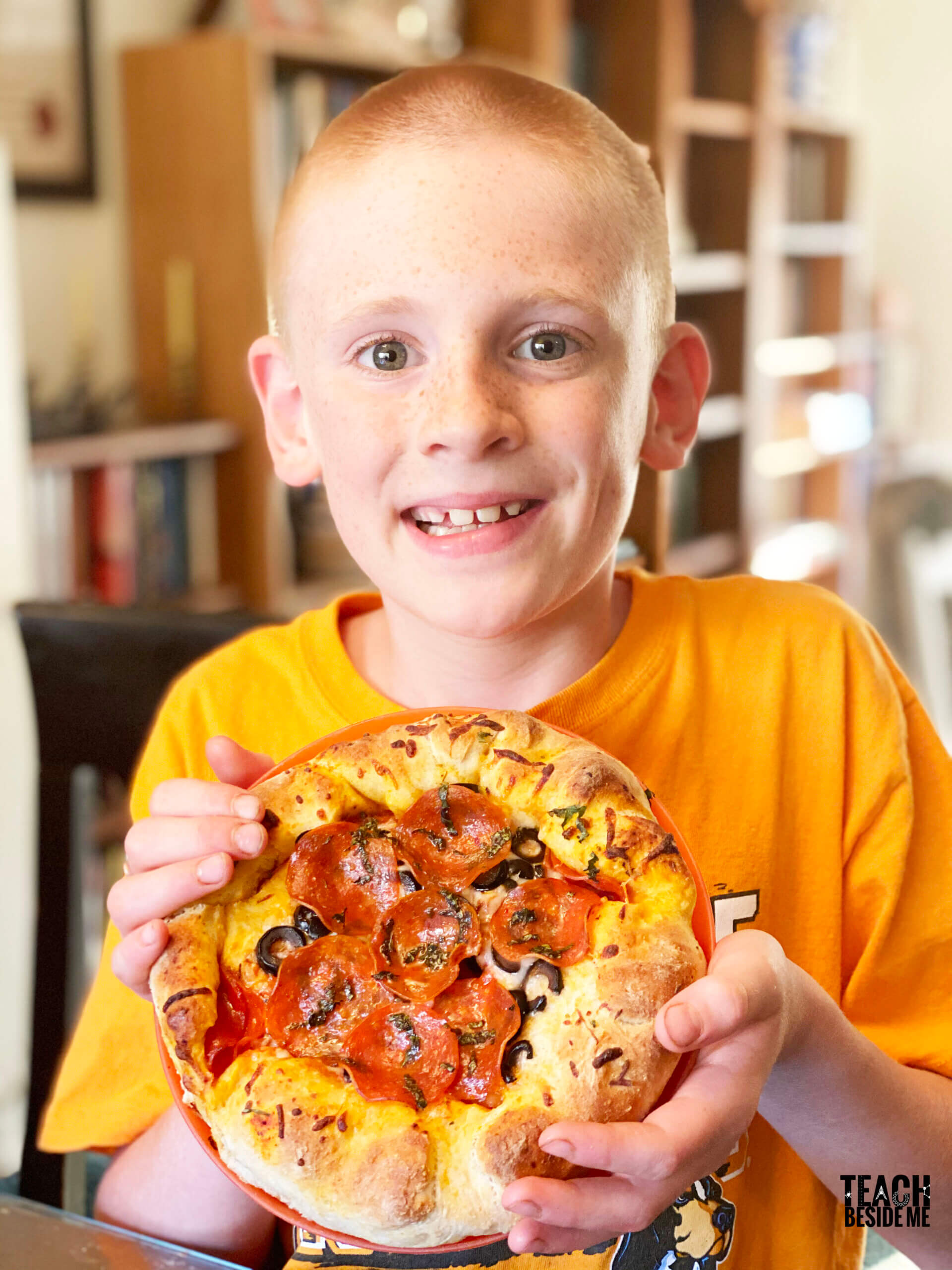 personal pizza for kids