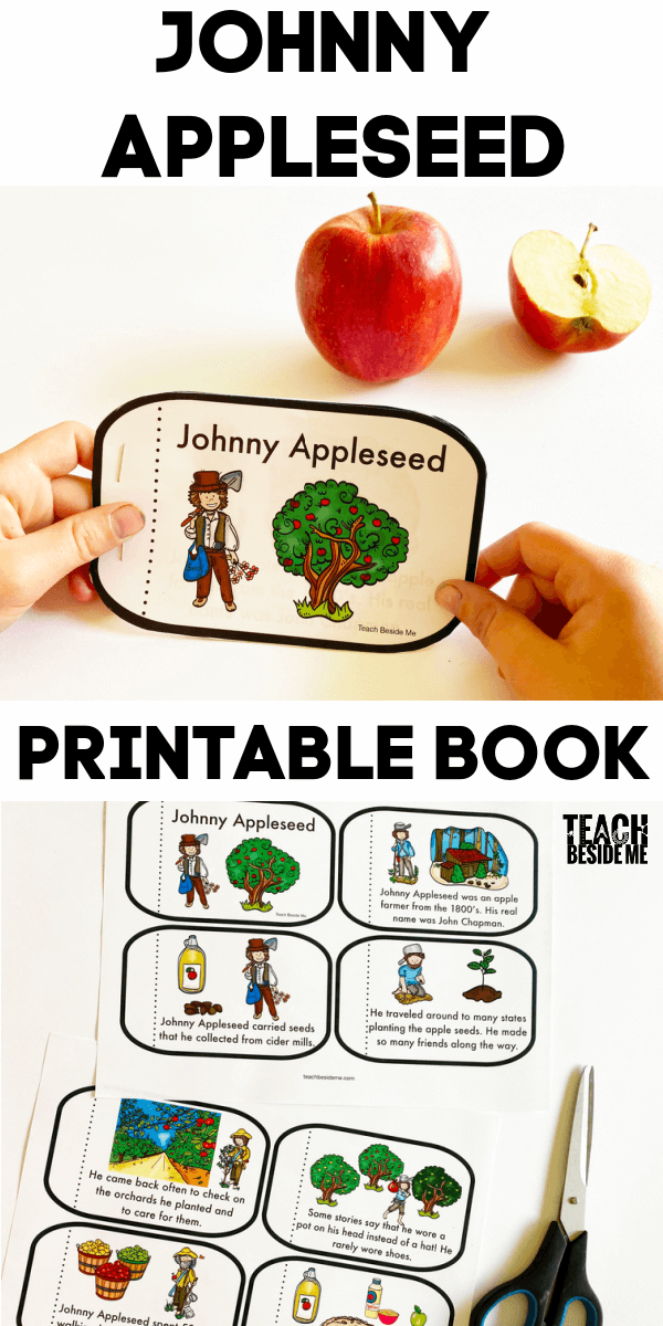 johnny appleseed book for kids