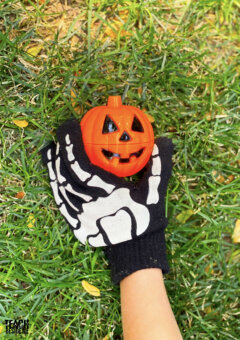 Trick or Treat Alternative: Halloween Pumpkin Hunt