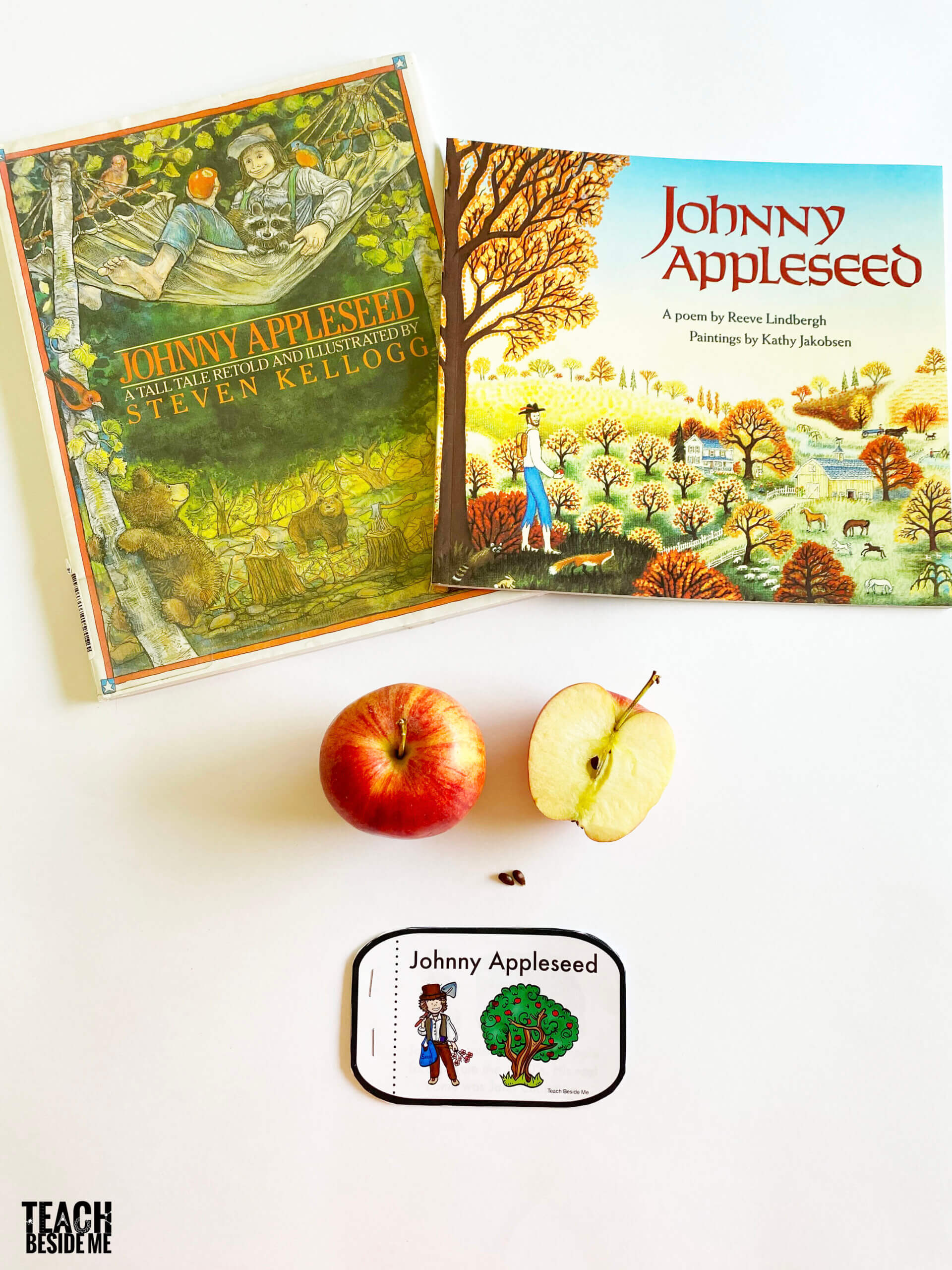 johnny appleseed books